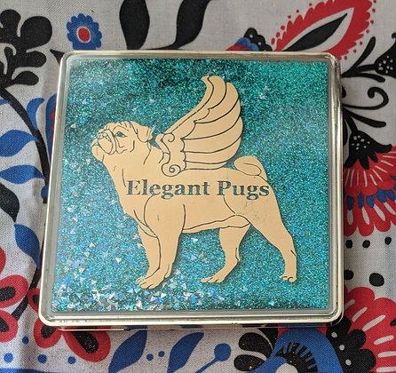 Elegant Pugs Eyeshadow Palette 12 pan