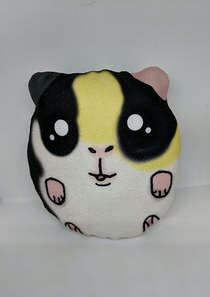 Cream tort Guinea pig plush pillow (mini)