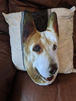 Custom made Photo  plush pillows