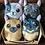 Thumbnail: Custom french bulldog plush pillow