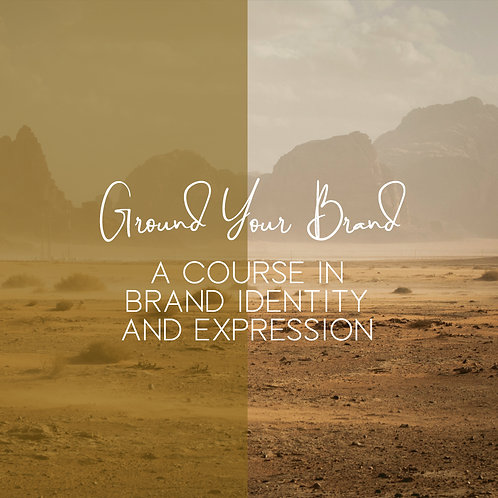 Ground Your Brand Download