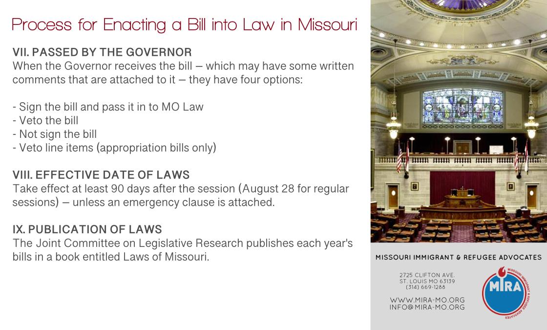 3. MO Bill Process Slide