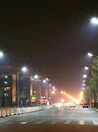 Линзы для освещения улиц