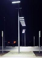Освещение пешеходных переходов и велодорожек