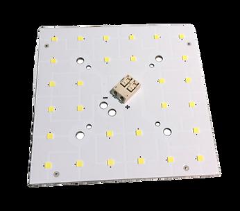 Микроэм 2х6 LED модуль