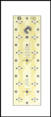 Светодиодный модуль LED 12 Optics 2x6