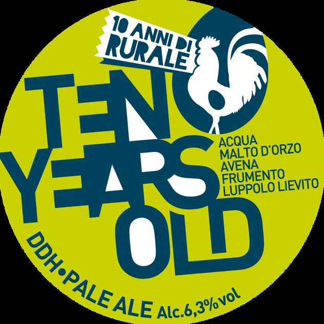 10YO DDH Pale Ale