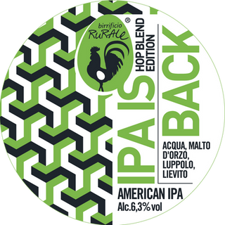 IPA is Back Dank blend
