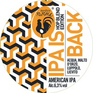 IPA is Back Tropical Passion blend