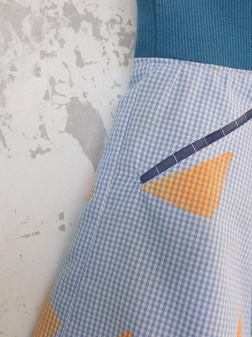 Creative Curve skirt Age 1/2