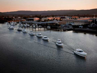 Multiple Premieres for Riviera at Gold Coast International Marine Expo