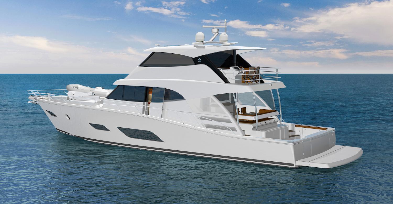 Riviera Yachts 68 Sports Motor Yacht