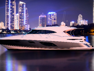 Enrich your luxury on-water lifestyle with Riviera at Dubai International Boat Show