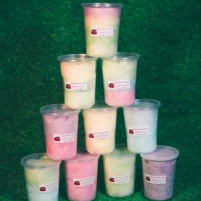 Cotton Candy - 100 or more tub pack
