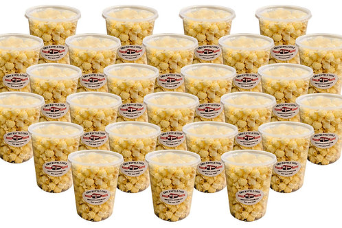 Kettle Corn - 25 tub pack