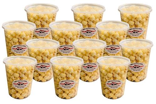 Kettle Corn - 12 tub pack