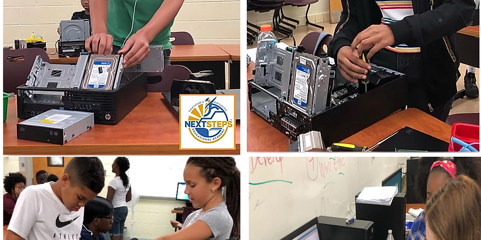 NSED ACADEMY SUMMER OF EXECELLENCE STEM CAMP