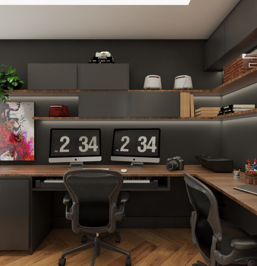 HOME OFFICE - VANGUARDA CAMINHOS DA LAPA