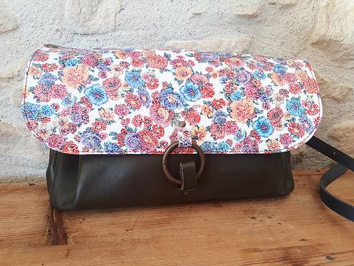 Zaza XL N°650 rabat fleuri