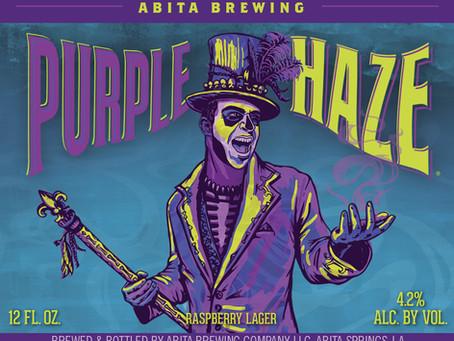 Abita Purple Haze is Back!