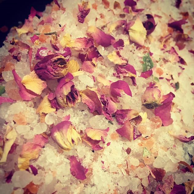 Rose and Neroli Salts