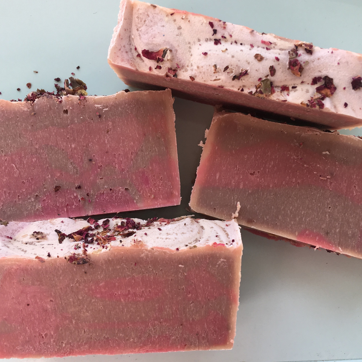 Rose and Clay Soap