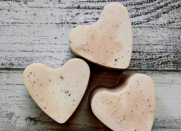Shea Butter and Rose Soaps