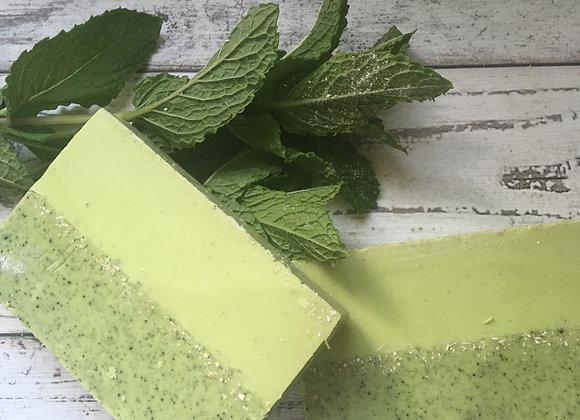 Green Thumb Exfoliating Soap