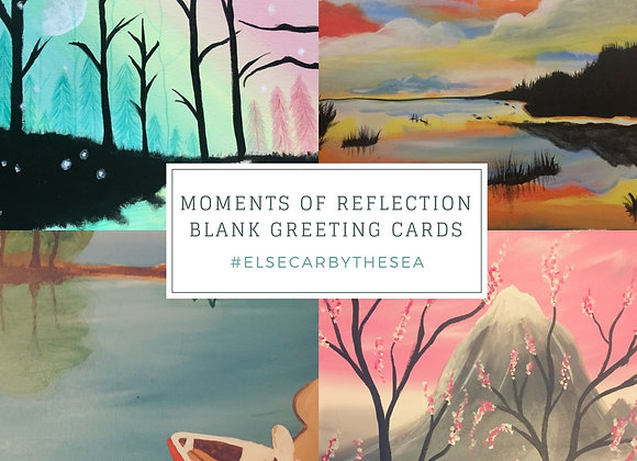 Blank Note Cards (6 cards)