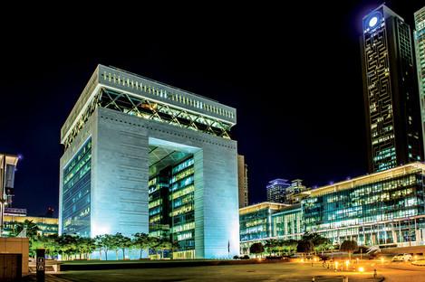 Арендные ставки в специальной экономической зоне Дубай Интернешнел Финаншиал Сентр сохраняют стабиль