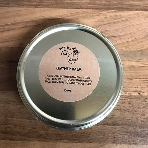 Leather Balm Solid