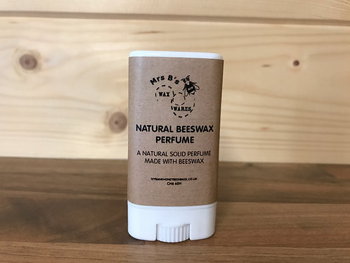 Natural Beeswax Perfume
