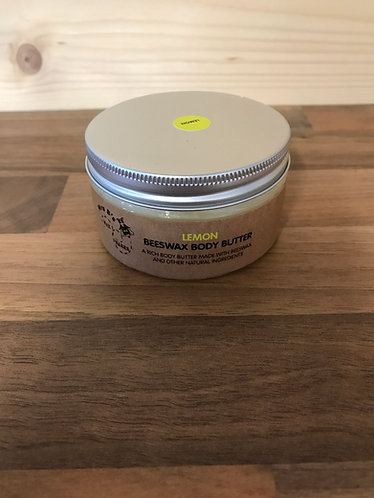 Beeswax Body Butter