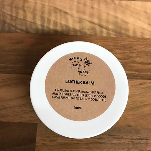 Leather Balm Soft