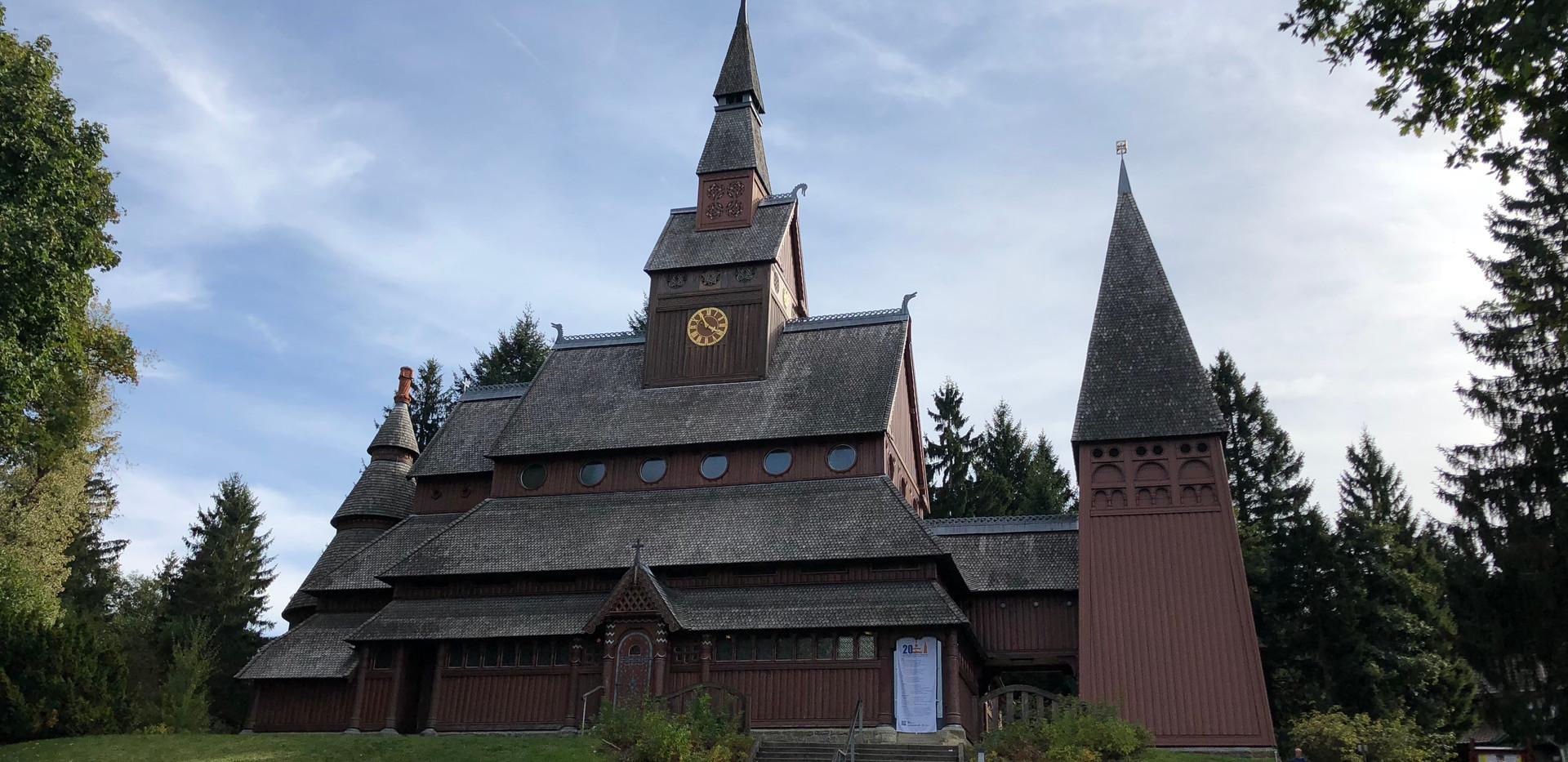 Stabkirche Hahnenklee