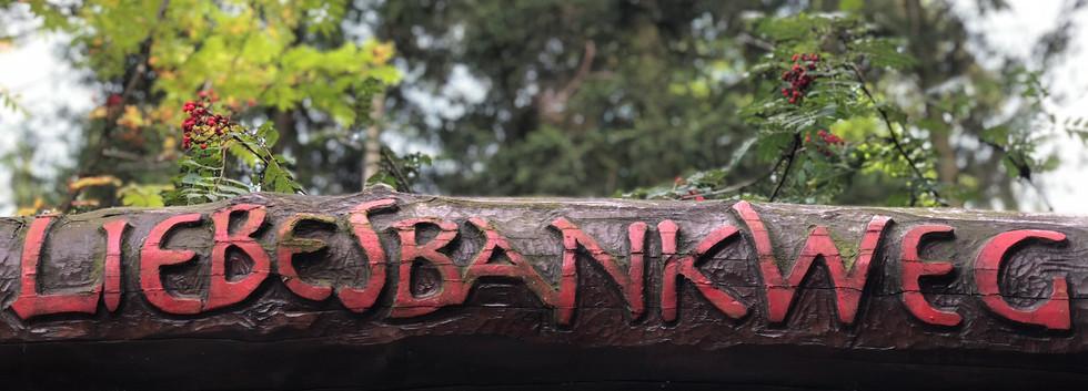Liebesbankweg