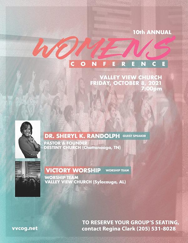 FLYER - Women's Conference.jpg