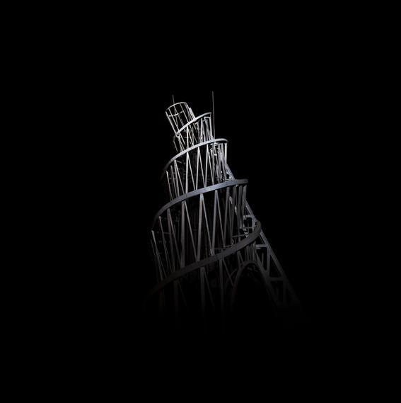 第三國際紀念碑(塔特林塔)模型