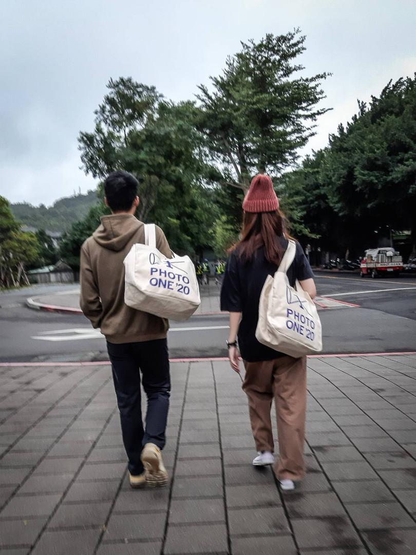 Photo ONE'20 canvas bag