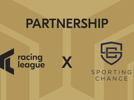 Racing League announces Sporting Chance as Official Charity Partner
