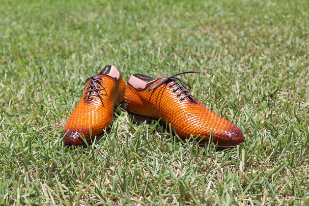 Handmade Custom Shoes