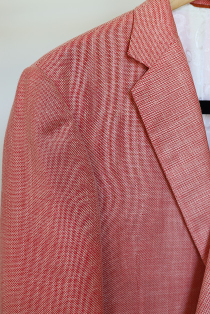 Salmon Suit Jacket