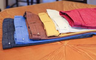 Italian Stretch Denim Jeans