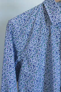 Collared Shirt Made in Italy