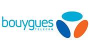 Bouygus Telecom   retail identité visuelle marque logo 3D signalétique enseigne drapeau déploiement  modélisation 3D rendu  illustration 3D perspective rough 3D