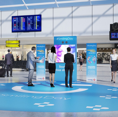 VINCI AIRPORTS - Smiling Day