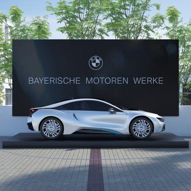 BMW - Hôtel Martinez