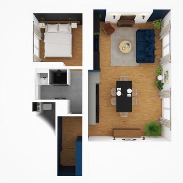 RENOVATION Appartement Saint-Ouen