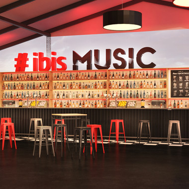 IBIS MUSIC Montreux Jazz Festival