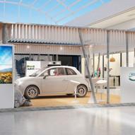 FIAT 500e - Lancement